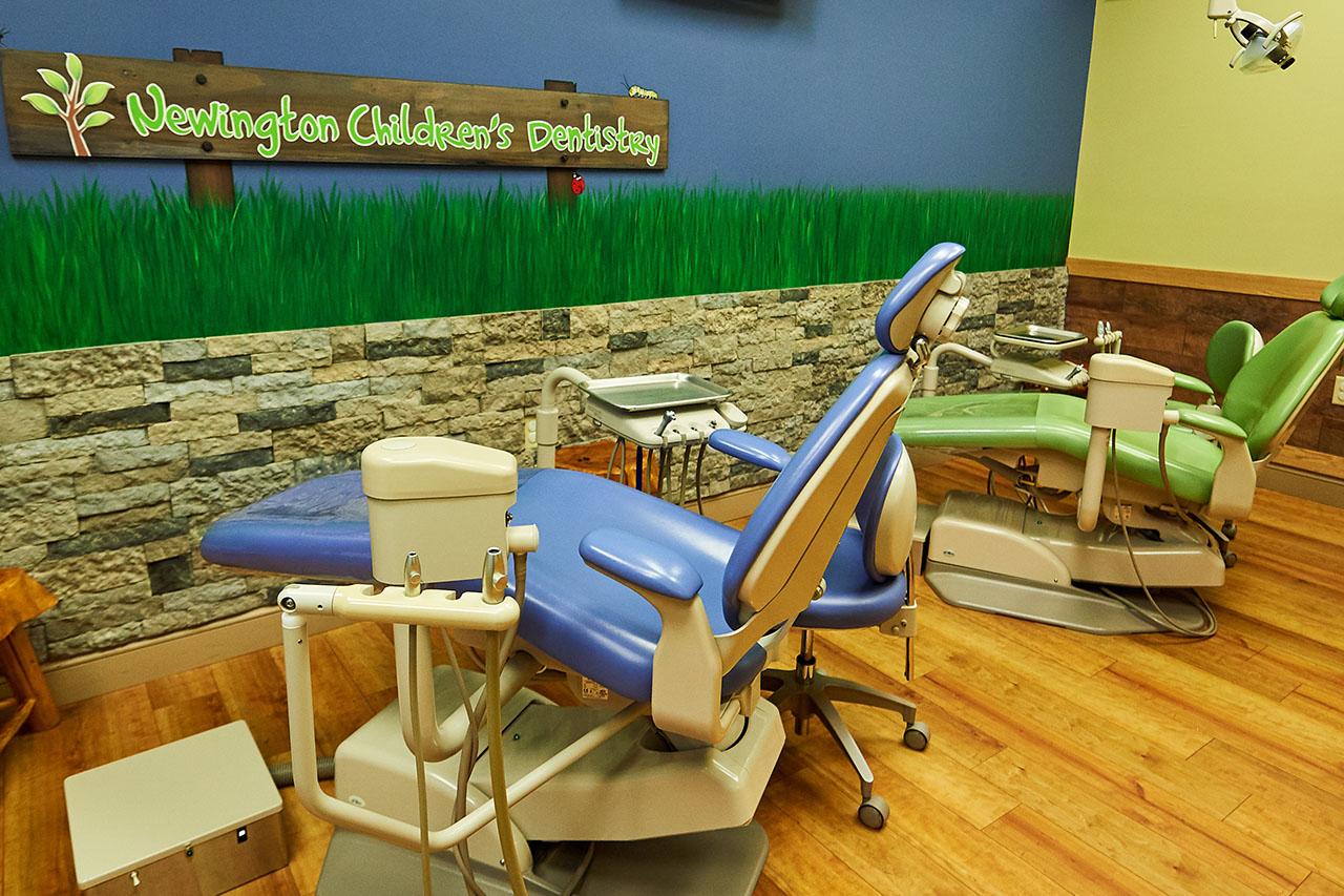 Children's Dentist Chairs
