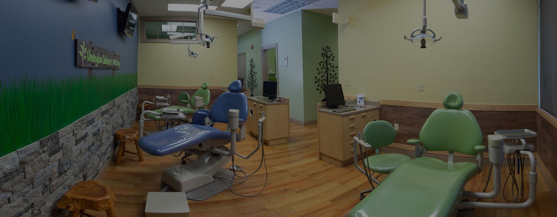 Slider for Newington Children's Dentistry