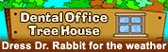 Dental Office Tree House Logo
