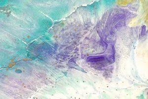 Mauve Sea 140 x 100cm $3500 SOLD