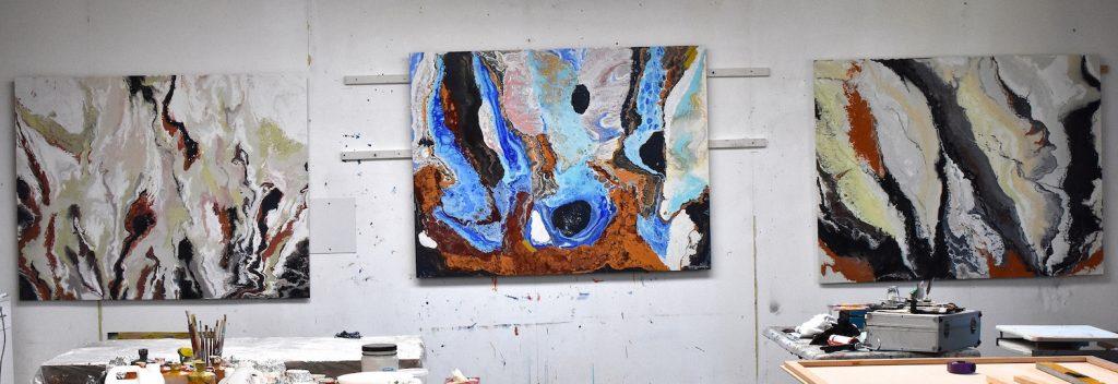 Acrylic Pour Studio