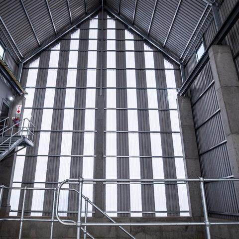 Inside Middle Kruivallei Powerhouse