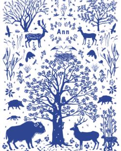 Wilding Environment Print