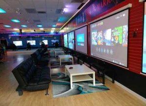 esports gaming lounge Texas USA