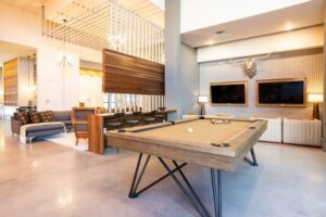 Gaming Lounge Design in Texas USA