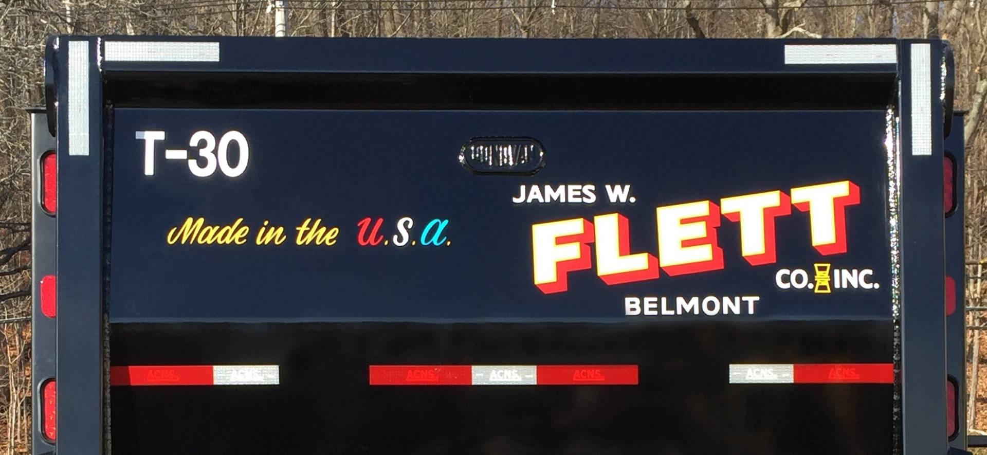 James W Fleet Co. Inc