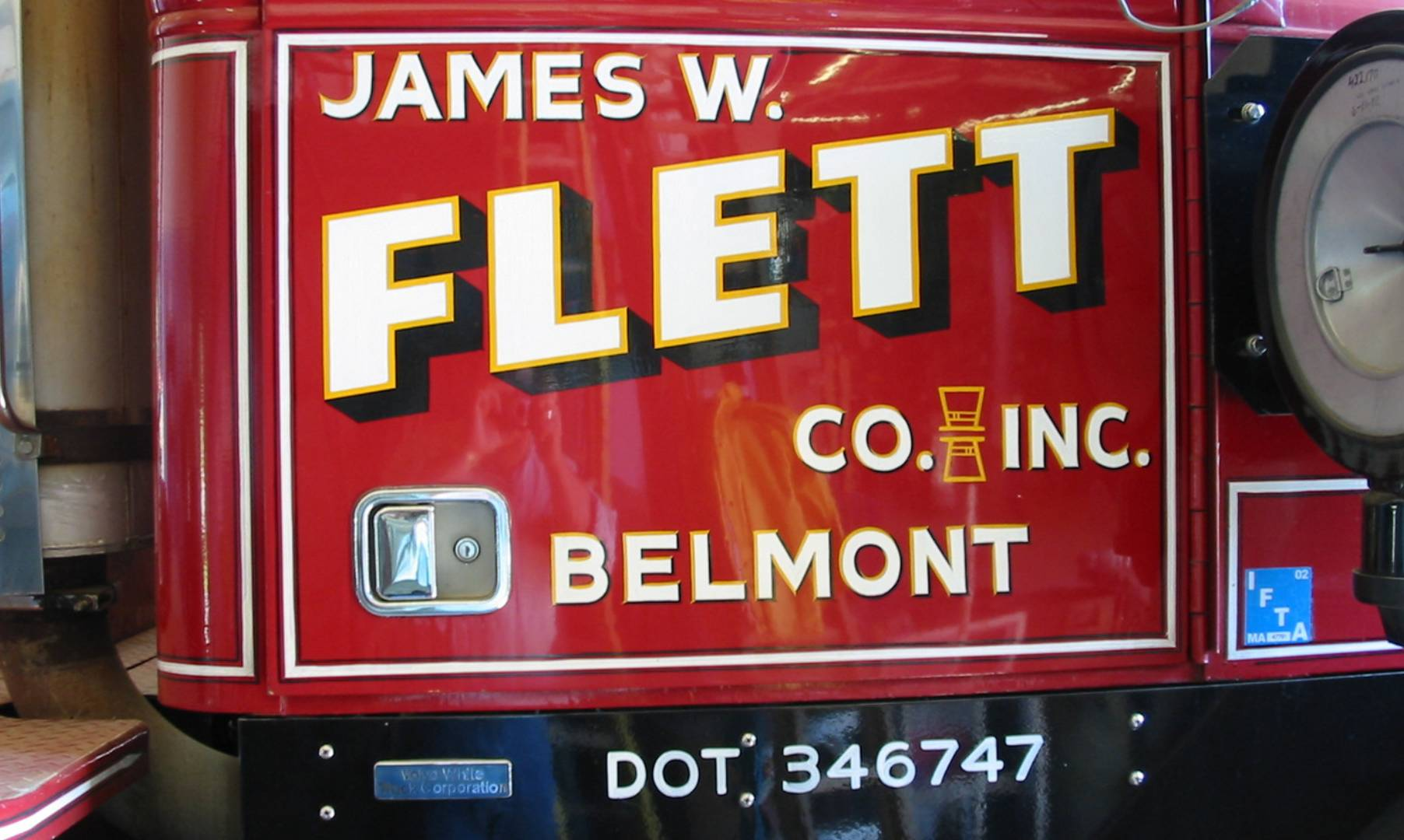 James W Fleet Co. Inc