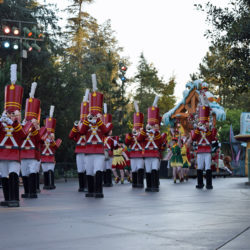 Disneyland Christmas Parade Delivers Unexpected Magic