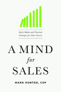 """Click To Purchase """"A Mind For Sales"""" From Amazon."""