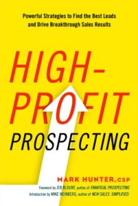 """Click To Purchase """"High Profit Prospecting"""" From Amazon."""