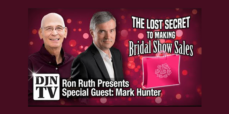 Ron Ruth Presents Mark Hunter, CSP - The Sales Hunter