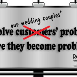 We solve customers' problems before they become problems.
