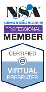 Ron Ruth is a proud member of the NationalSpeakers Association and is an eSpeaker Certified Virtual Presenter