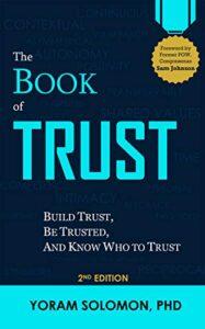 The Book Of Trust - Dr. Yoram Solomon