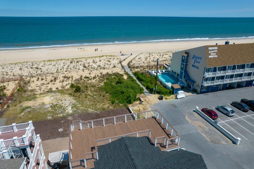 dewey beach 5G tower 11