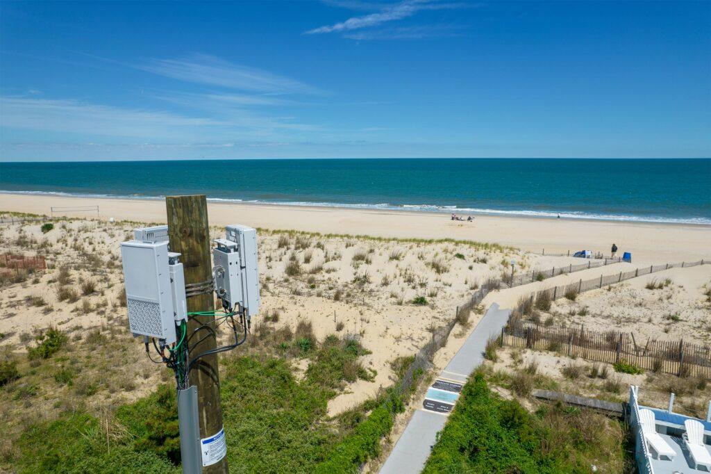 dewey beach 5G tower 19
