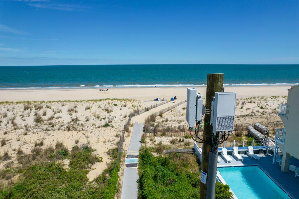 dewey beach 5G tower 20