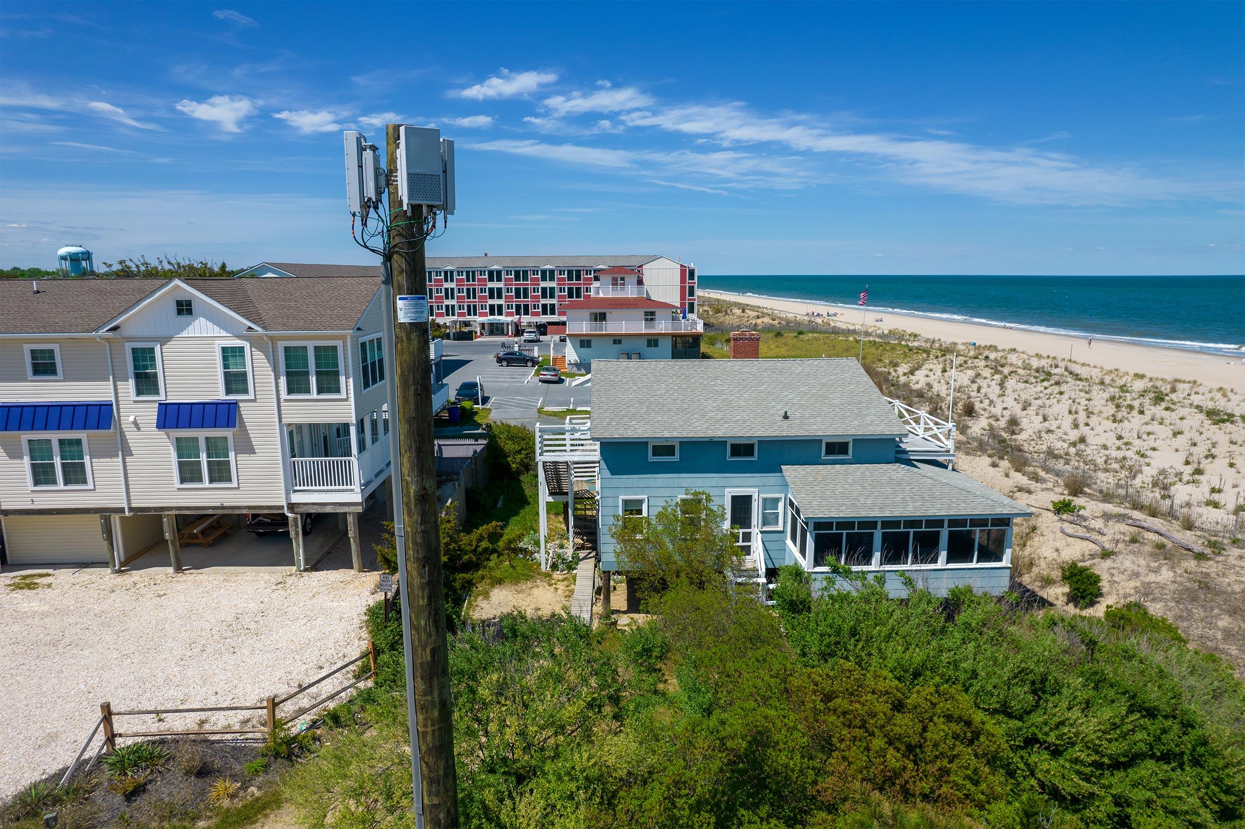 dewey beach 5G tower 3