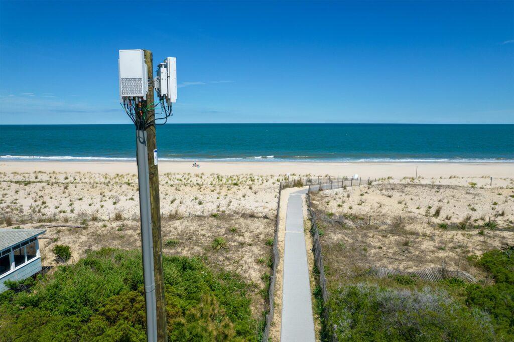 dewey beach 5G tower 4