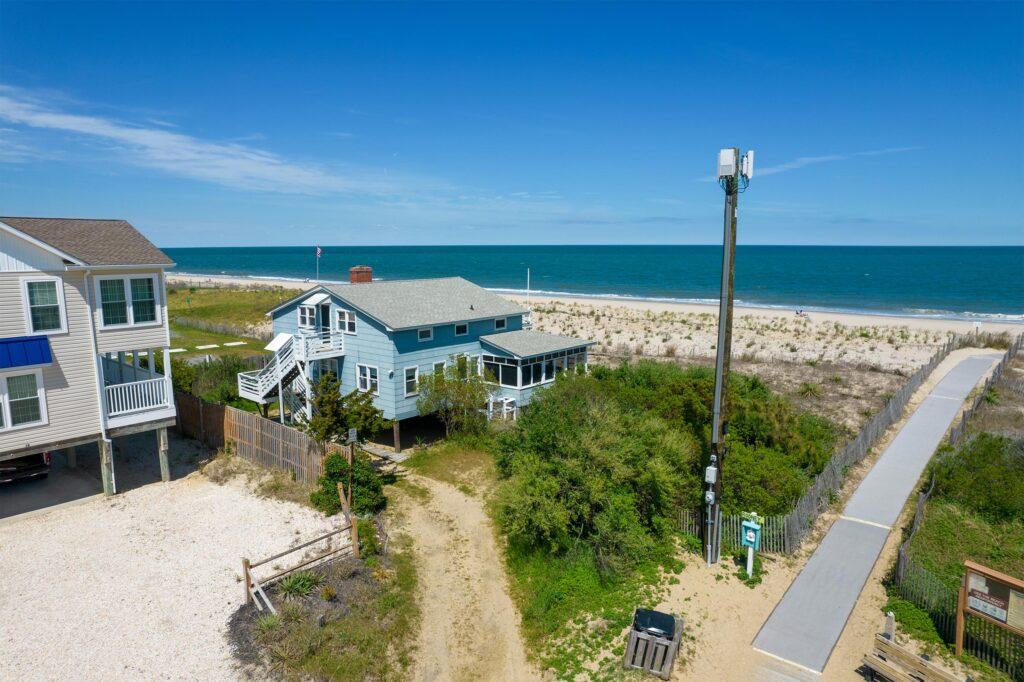 dewey beach 5G tower 5