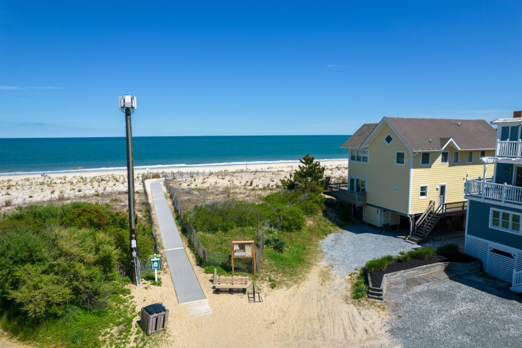 dewey beach 5G tower 6