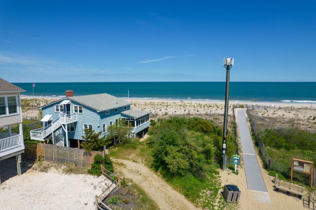 dewey beach 5G tower 7