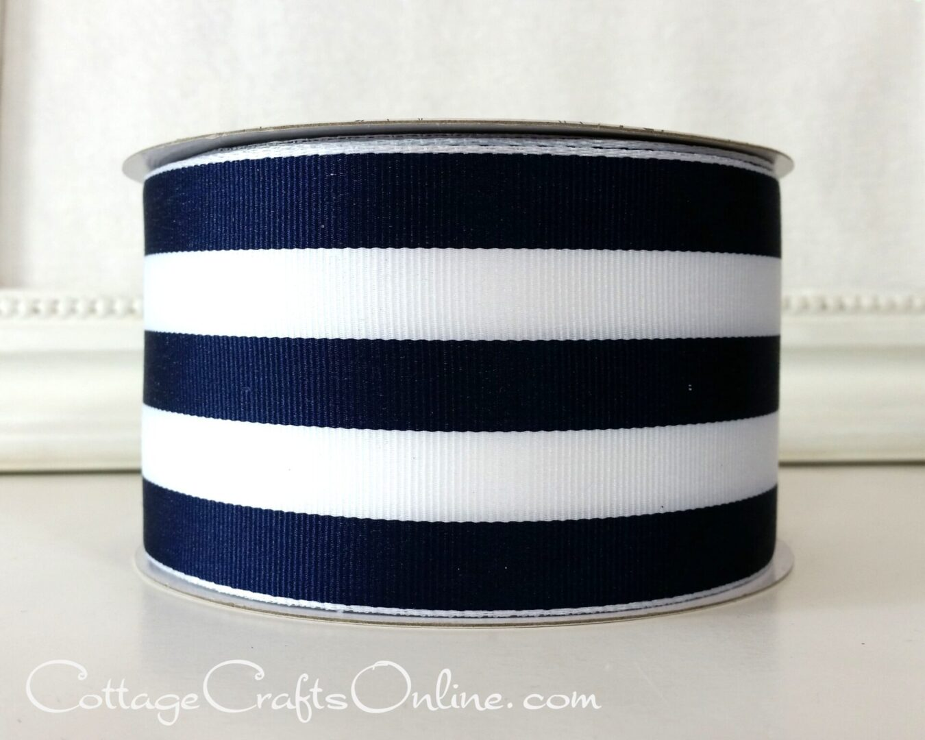 Navy Blue Carnaval Stripe ol-005