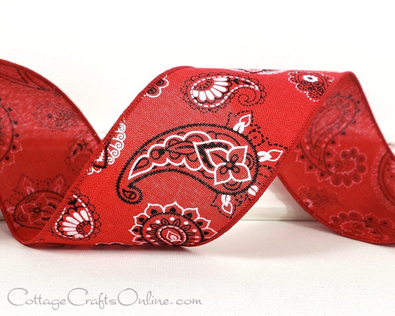 red bandana bold cb-014