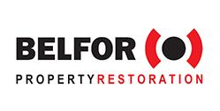 Logo for Belfor Property Restoration