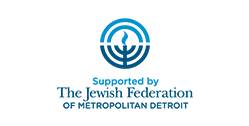 Supported by The Jewish Federation of Metropolitan Detroit