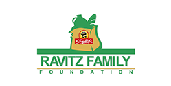 Logo for the Ravitz Family Foundation