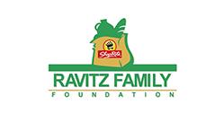 Logo for the Ravitz Family Foundation