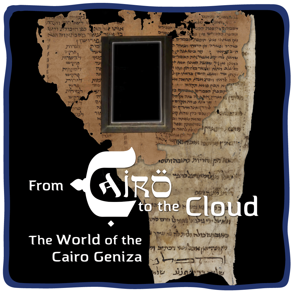 """Poster for the film """"From Cairo to the Cloud,"""" presented at the 2021 Lenore Marwil Detroit Jewish Film Festival"""