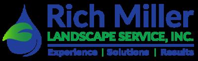 Rich Miller Landscape Logo