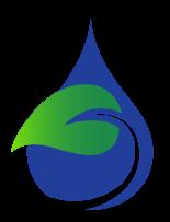 Rich Miller Landscape drop logo