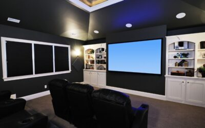 5 Tips for Setting Up Your Home Theater