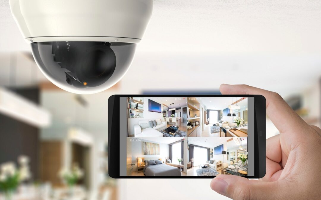 Tips For Setting Up Your Smart Home Surveillance Cameras