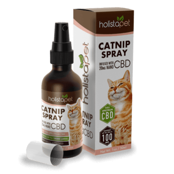 HP Catnip CBD Spray