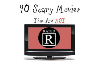 90 Scary Movies That Aren't Rated R