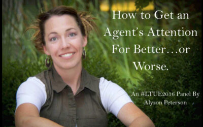 7 Facts You Need to Know to Land a Writing Agent – #LTUE2015