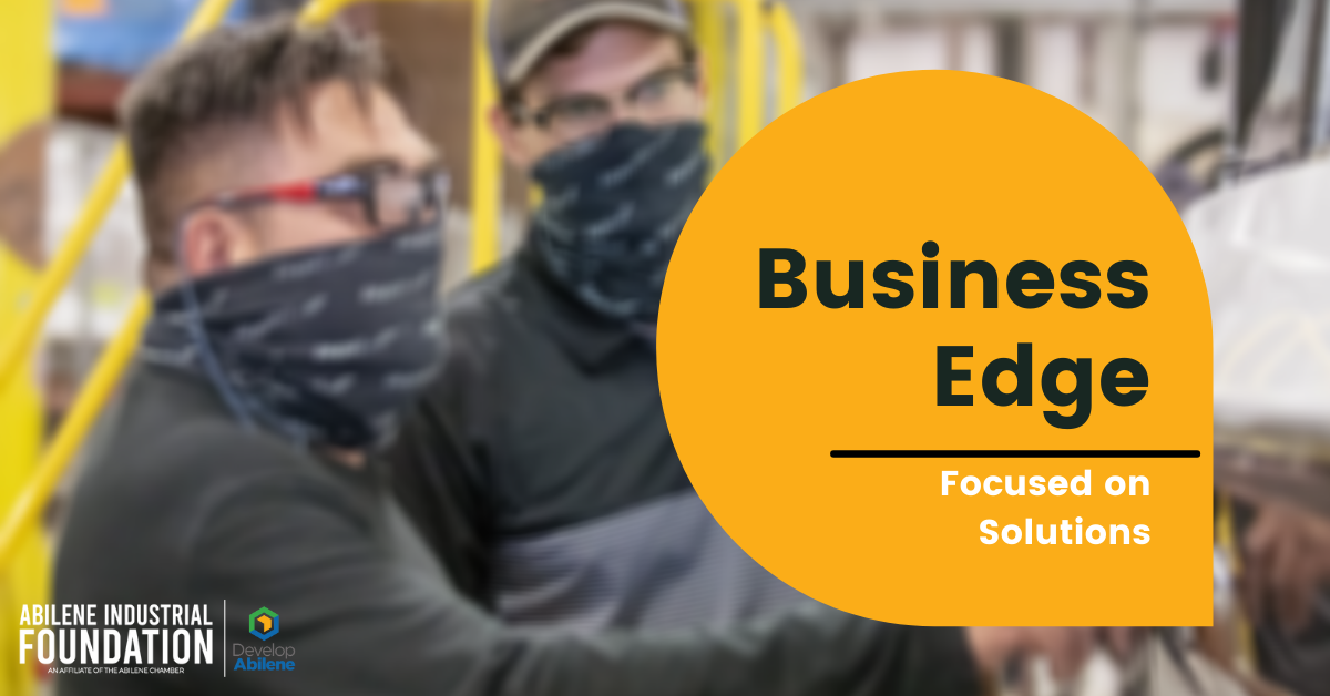 Business Edge: Focused on Solutions