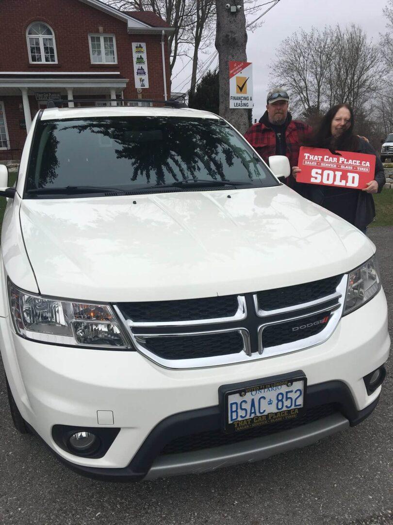 2014 Dodge Journey #5216 Jeff's deal