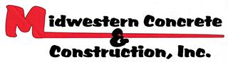 Midwestern Concrete Logo