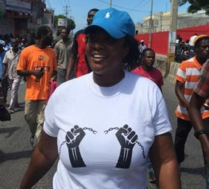 Stand with Haiti Rally
