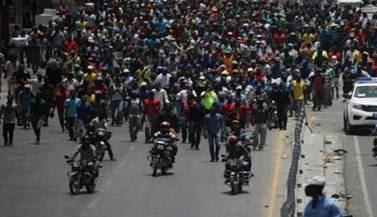 Urgent Alert: New Rebellion in Haiti