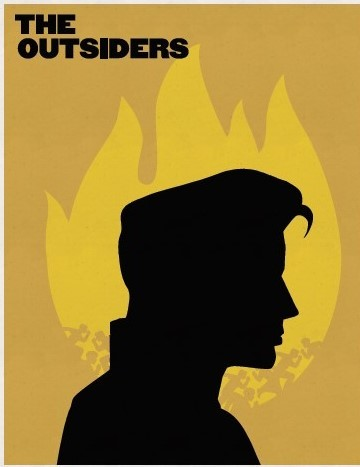 The Outsiders Show Poster