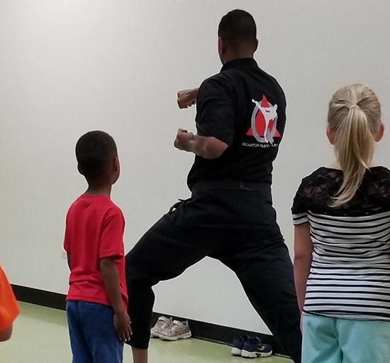 martial arts home