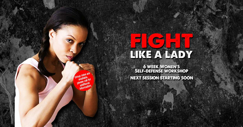 womens self defense class chicago