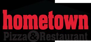 hometown pizza logo