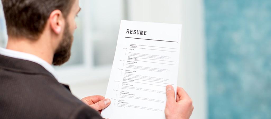 Should resumes still matter?